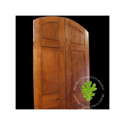 Arched Georgian Doors