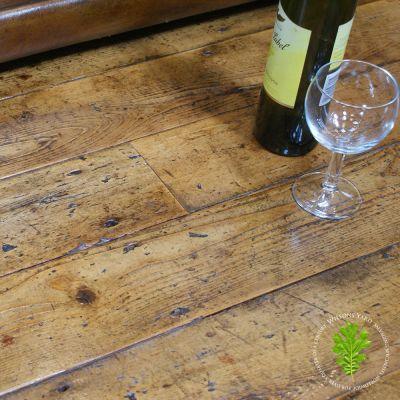 Reclaimed original Pine flooring
