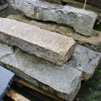 Long Granite kerb stones