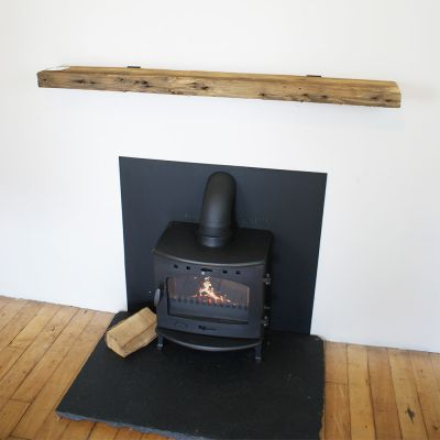 Reclaimed timber beam 1574 x 228 x 76