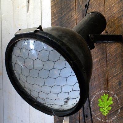 Industrial GEC English wall lights