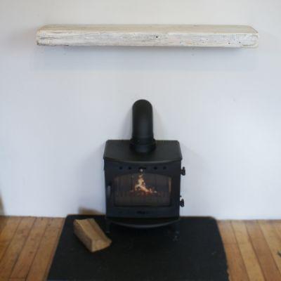 Reclaimed timber beam 914 x 228 x 76.2