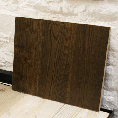 Solid European pillowed edged Oak plank - pre finished - 20 sq mtr job lot