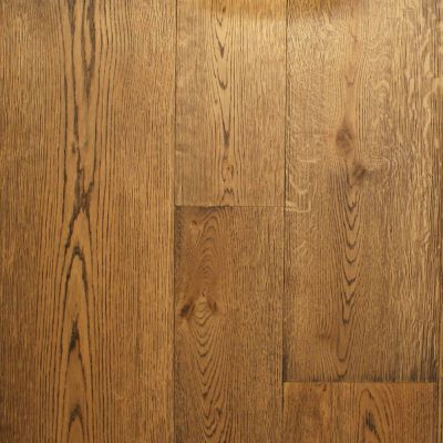 Flat Cider Mill Antique Hard Waxed Oiled Oak