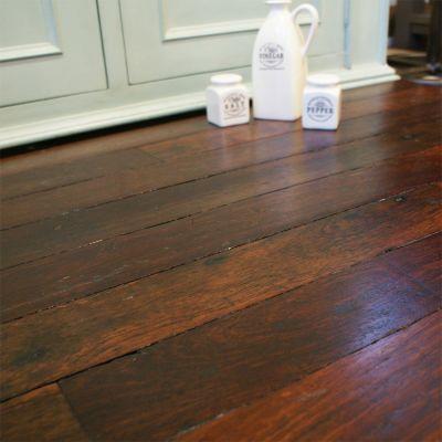 Vintage Colonial hardwood strip flooring  - (finish1)