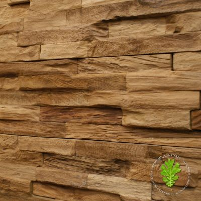 Wilsons Teak Wall Cladding
