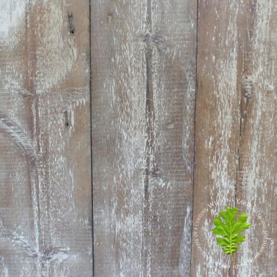 Reclaimed aged face wall cladding (cuts)