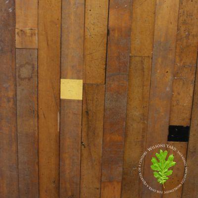 Maple Strip Original Face Wall Cladding / Flooring