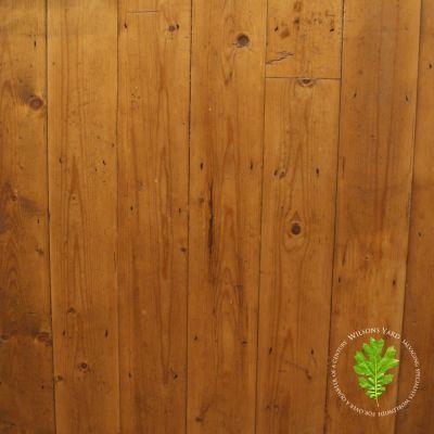 Reclaimed Victorian Pine flooring