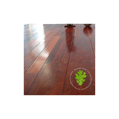 Railway Carriage Board - Mahogany - 6 Sq Yards Available