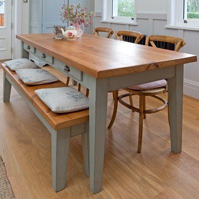Bespoke French Farm House Table Base