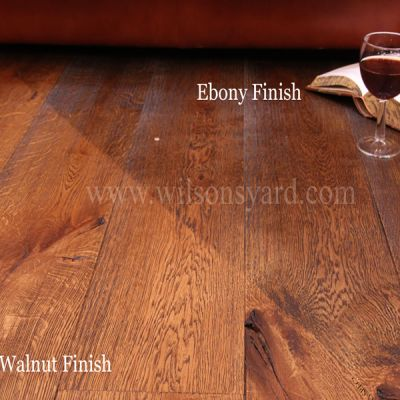 Pre - Finished Solid Rustic Barn Oak
