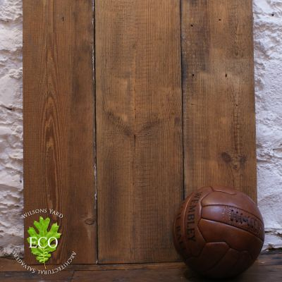 HEARTS FOOTBALL CLUB BRUSHED PINE CLADDING
