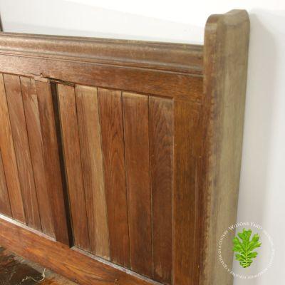 Plain Oak Paneling