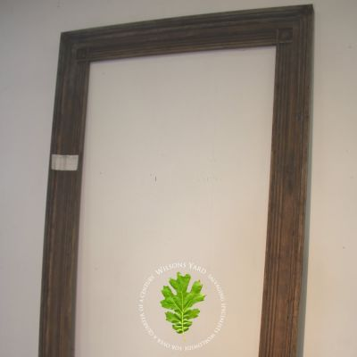 Georgian Pine door surround