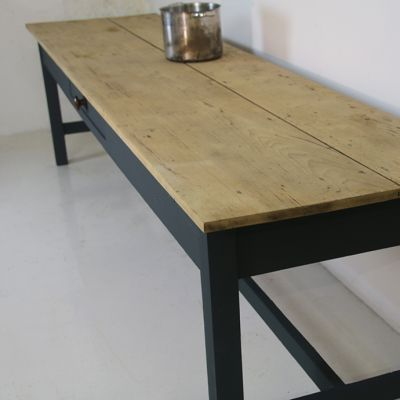 Extremely large Irish Diary table seats up to 12 people