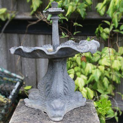 Ornate Lead fountain centre piece