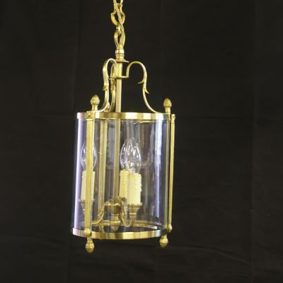 Beautiful vintage French lantern rewired & tested