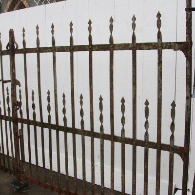 19th Century Irish estate entrance gate