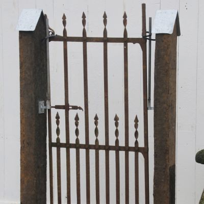 19th century Irish Blacksmith made pedestrian gate