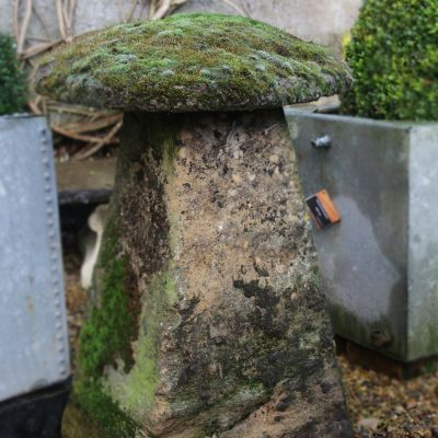 Nice weathered Staddle stone