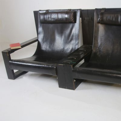 Stunning Stylish 1970's Settee