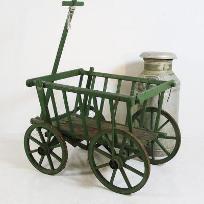 Original French Farm cart