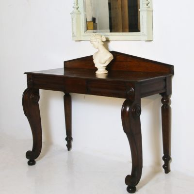 Lovely Oak console / hall table