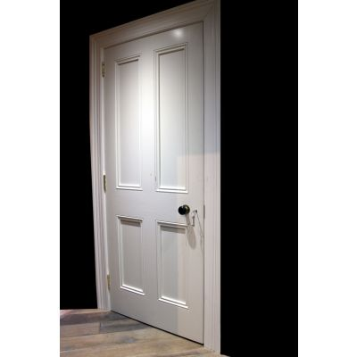 Georgian Style Four Panel Door