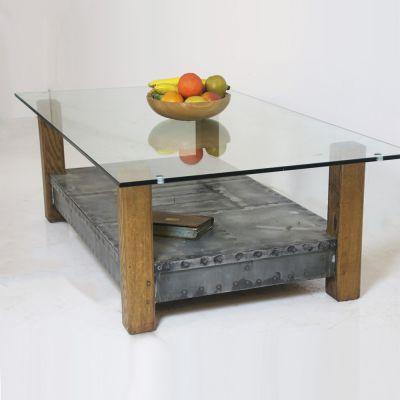 Large Artisan made coffee table