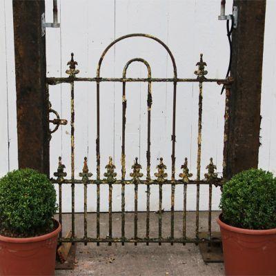 Original Victorian small  pedestrian / garden gate
