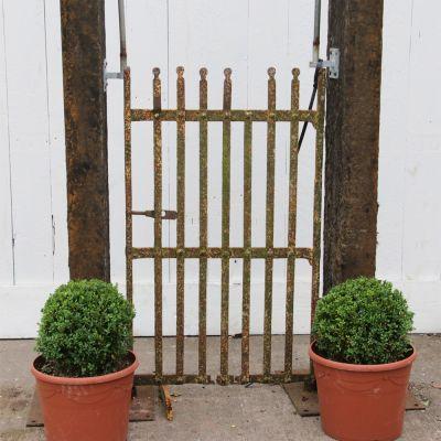 Vintage secret garden gate