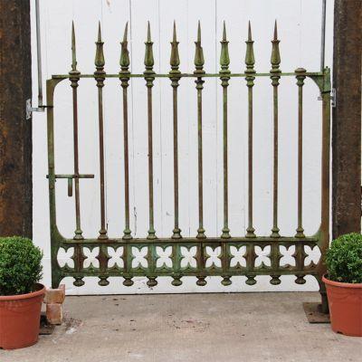 Victorian pedesterian / garden gate