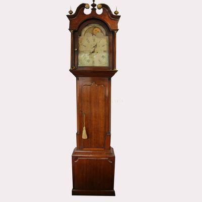 Fantastic Victorian grandfather clock