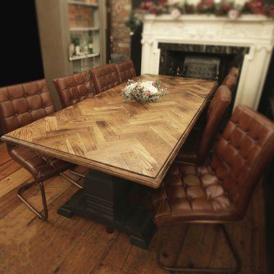 Bespoke Viennese Table Base