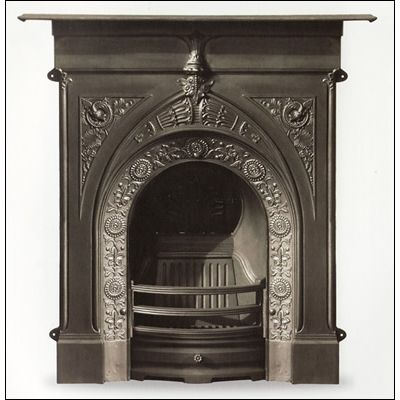 The Knaresborough Fireplace