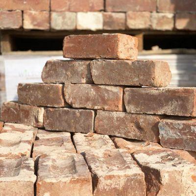 Reclaimed Loughbrough Brick  ( 400 brick per pallet)