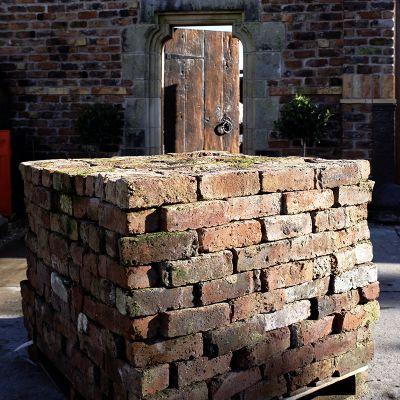 Old Reclaimed Handmade Brick