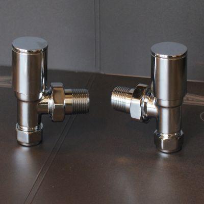 Classic Style Nickel valve