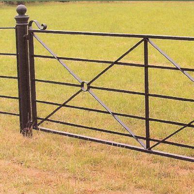 12ft Single Field Gate