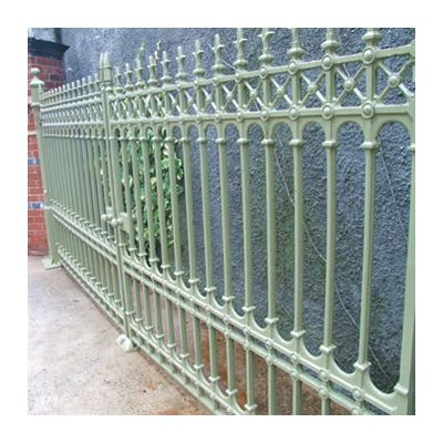 "14ft x 6ft7"" Sterling Entrance Drive Way Gate"