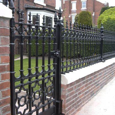 Stewart Pedestrian Gate