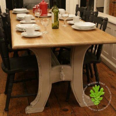 Bespoke Harland Base Table