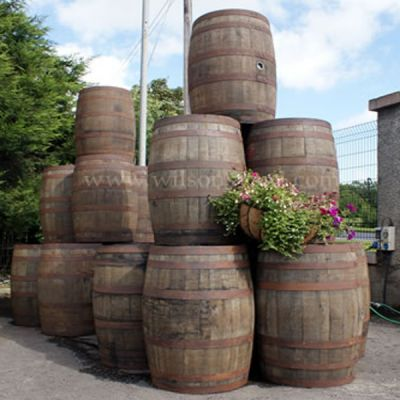 Original Whiskey Barrel