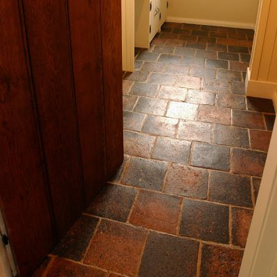 "Quarry Tiles 9"" X 9"""