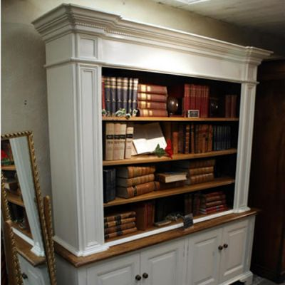Hand Crafted Bookcase / Dresser