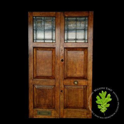 Regency Townhouse Vestibule Doors