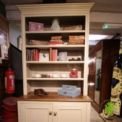 Stylish Petite Kitchen Dresser/Bookcase