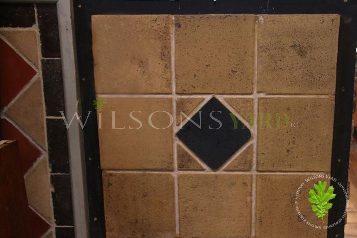 "Quarry Tiles 8"" X 8"""