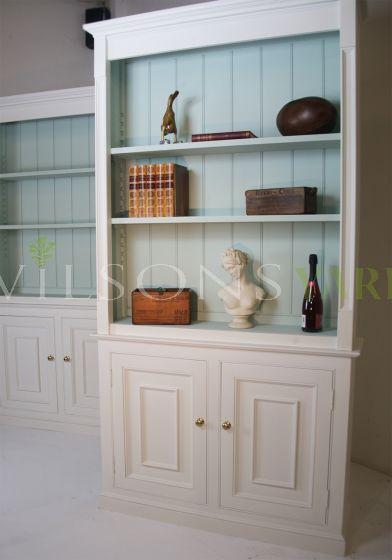 Bespoke wooden bookcase Ireland
